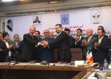 Groupe Renault signs major joint venture in Iran