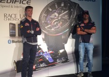 CASIO and Toro Rosso Releases New EDIFICE Smart Watch