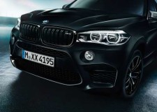 BMW all fired up about Black Fire Edition M SUV Range