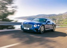 Fresh and New – Bentley Continental GT