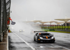 Wet weekend in Shanghai for Lamborghini Super Trofeo Asia