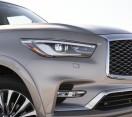Infiniti chooses Dubai for launch of the luxury QX80 SUV