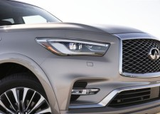 Infiniti chooses Dubai for launch of the luxury QX80 SUV