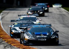 Lamborghini Super Trofeo Competition warms up for Imola World Final