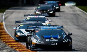Lamborghini Super Trofeo Competition warms up for Imola World Final