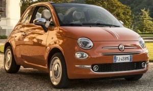Celebrate 60 Years with Fiat 500 Anniversario Special-Edition models