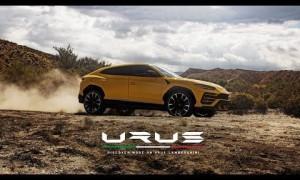 Lamborghini enters the SUV fray with the URUS