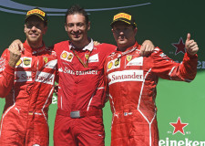 Scuderia Ferrari caps off the perfect weekend in Brazil
