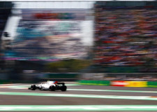 Tough weekend for Williams F1 in Mexico