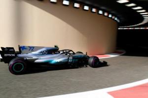 Mercedes AMG F1 Abu