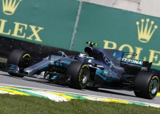 Bottas in Mercedes weekend battle in Brazil