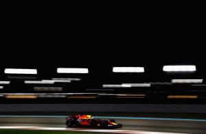 Red Bull F1 2017 Abu