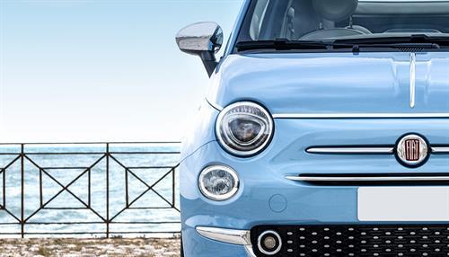 La Dolce Vita Fiat 500 Spiaggina Mydrive Media